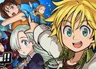 """""""七つの大罪""""がドラポの世界で大活躍!iOS/Android「ドラゴンポーカー」TVアニメ「七つの大罪 戒めの復活」とのコラボイベントがスタート"""
