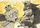 「嘘つき姫と盲目王子」描き下ろしのアナログイラストが当たるリツイートキャンペーンが開催