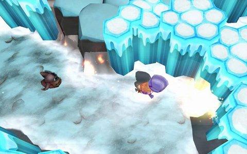 操作スタイルの違う2人のヒーローを使い分けるアクションRPG「HEROES TRIALS」が登場!