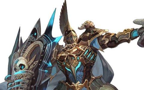 iOS/Android「ロストキングダム」新キャラクター「重装騎士 ユリウス」が実装!参戦記念キャンペーンも多数開催