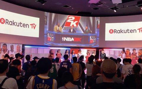 「NBA 2K18」を使ったファイナル第一戦のシミュレーションも―「NBAファイナル パブリック・ビューイング パーティー」のオフィシャルレポートが到着