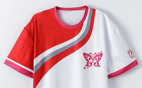 「アイドルマスター ミリオンライブ!」のレッスンTシャツが「Princess」「Fairy」「Angel」の3種で発売決定