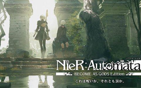 Xbox One「NieR:Automata BECOME AS GODS Edition」が6月26日に発売!DLCや特典情報なども公開に