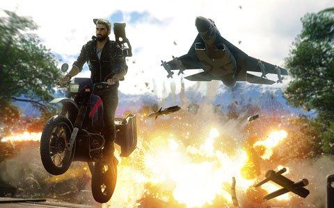 PS4/Xbox One/PC「ジャストコーズ 4」日本語版が発売決定!ティザートレーラーも公開