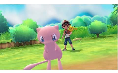 「ポケモン Let's Go! ピカチュウ・Let's Go! イーブイ」7月13日より予約受付開始!「モンスターボール Plus」には幻のポケモン「ミュウ」が付属