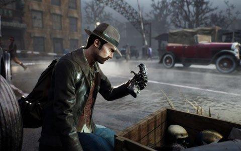 H.P. ラヴクラフトに着想を得たPS4/Xbox One/PC向け探索型アドベンチャーゲーム「The Sinking City」のトレイラーが公開