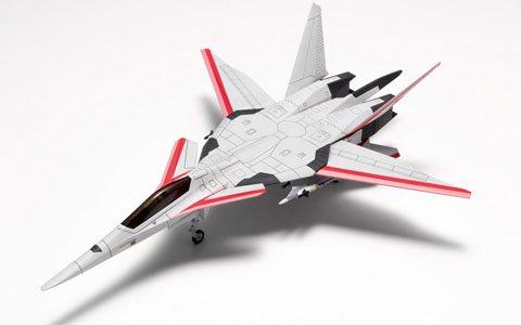 「ACE COMBAT」シリーズより架空機XFA-27が初のプラモデルキットとして登場!