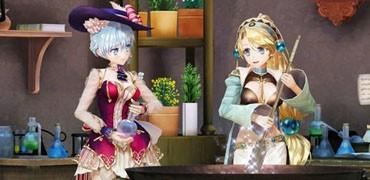 「ネルケと伝説の錬金術士たち ~新たな大地のアトリエ~」の主人公は貴族の少女!街づくりを楽しむゲームの概要やNOCO氏が描く錬金術士たちを紹介