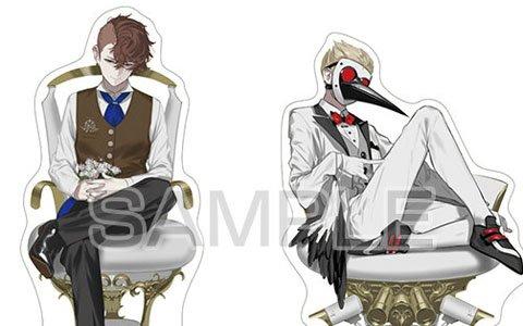 PS4「Caligula Overdose/カリギュラ オーバードーズ」予約特典イベントでの物販情報が公開!