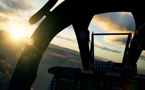 """「エースコンバット7 スカイズ・アンノウン」E3 2018出展用最新トレーラーが公開!""""存在する雲""""が生み出すグラフィックに注目"""
