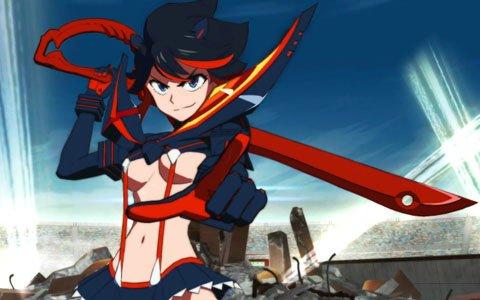 トリガー×アークシステムワークスのコラボゲーム「キルラキル ザ・ゲーム -異布-」が2019年に発売決定!