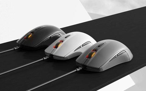 ゲーミングマウス「Rival 110」のカラーバリエーション「Rival 110 White」「Rival 110 Slate Grey」が6月28日より国内販売開始
