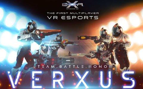 """VR""דeSPORTS""のコラボレーションによるアトラクション「EXA VERXUS」がプラサカプコン 広島店で稼働開始!"