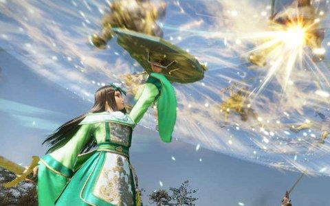 「真・三國無双8」有料DLC第3弾より武将「夏侯姫」のアクション動画が公開!
