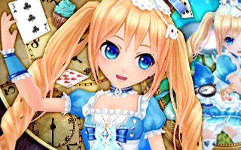 iOS/Android「暁のエピカ -Union Brave-」Sランク英雄「アリス」登場!お揃いのアバターも