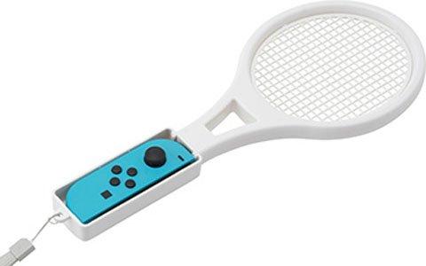 Switch用テニスゲームで抜群の臨場感が楽しめる!ラケット型のJoy-Con用アタッチメントが登場