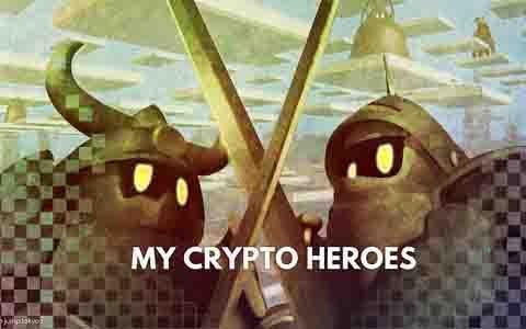 歴史上の英雄達を集めて仮想世界を制覇!HTML5ブロックチェーンゲーム「My Crypto Heroes」が今夏リリース予定