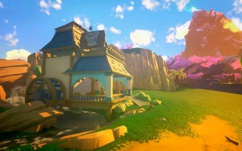 「Yonder 青と大地と雲の物語」Nintendo Switch版が7月5日より配信決定!PV公開も