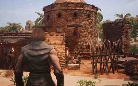 オープンワールドサバイバルアクション「Conan Outcasts」ゲームの主要ポイントが公開!