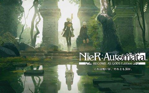 これは呪いか。それとも罰か―Xbox One「NieR:Automata BECOME AS GODS Edition」が配信開始