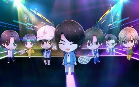 「新テニスの王子様 RisingBeat」テニラビオリジナル楽曲が最速公開!