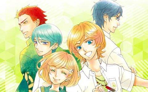 PS Vita「金色のコルダ3 フルボイス Special」&「AnotherSky」呉由姫氏描き下ろしの「至誠館」パッケージビジュアルが公開