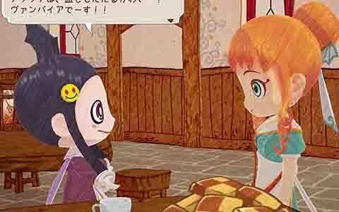 「リトルドラゴンズカフェ -ひみつの竜とふしぎな島-」キャラクター「ミエル」「ランシェ」を紹介!