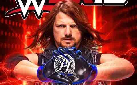 """シリーズ最新作「WWE 2K19」が10月9日に発売!カバースターには""""AJ スタイルズ""""を起用"""