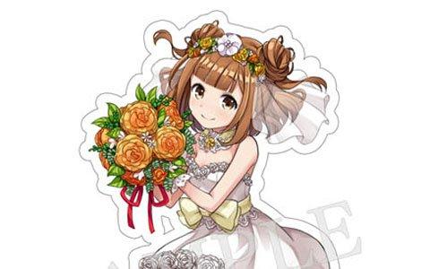 「プリンセス・プリンシパル GOM」ジューンブライドアクリルスタンドプレゼントキャンペーン開催!