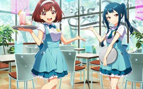 「Tokyo 7th シスターズ」アニメイトコラボカフェの描き下ろし限定商品やコラボメニューが公開!