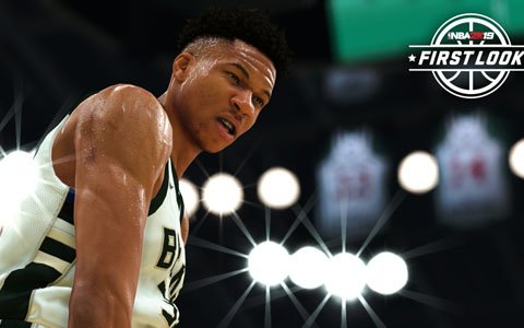 「NBA 2K19」通常版カバー選手がヤニス・アデトクンボ選手に決定!予約特典デジタルアイテムの情報も公開
