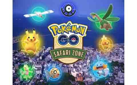 「Pokémon GO Safari Zone in YOKOSUKA」が8月29日より開催決定!