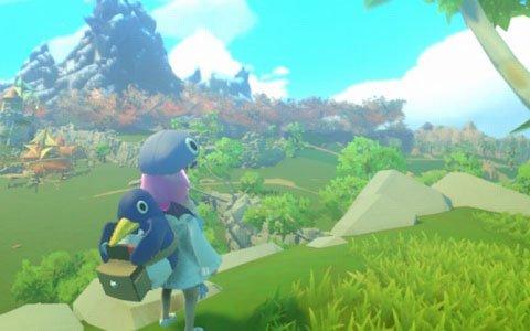 Nintendo Switch版「Yonder 青と大地と雲の物語」が配信開始!