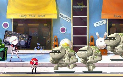 リズムアクションゲーム「ラジオハンマーステーション」がPS4/PS Vita/Switch向けに7月12日配信決定!