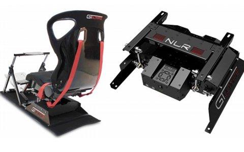 体感型レーシングシミュレータシステム「GTultimate V2 Motion Racing Simulator Cockpit」が7月20日より販売開始