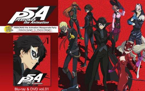 「PERSONA5 the Animation」×秋葉原観光マップ「アド街っぷ」タイアップキャンペーンが開催!
