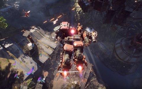 「Anthem」ゲームプレイの一連の流れなどを紹介した約20分にわたる実機プレイ動画が公開!