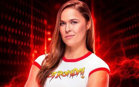 """「WWE 2K19」""""ラウディ""""ことロンダ・ラウジーが予約特典キャラクターとしてゲームデビュー!"""