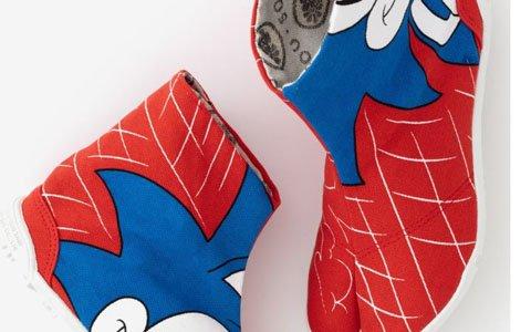 セガゲームス、立命館大学との産学連携プロジェクトを実施―「ソニック・ザ・ヘッジホッグ」のコラボ足袋が「SOU・SOU」より発売決定