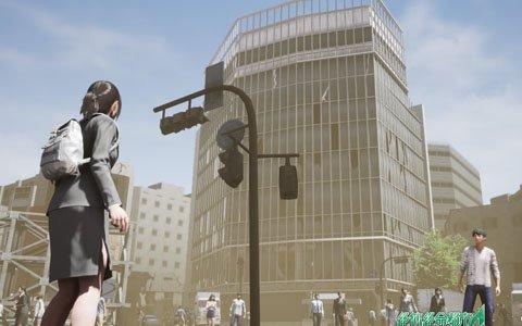 PS4「絶体絶命都市4Plus -Summer Memories-」にて「ゼンリン」とのタイアップが発表