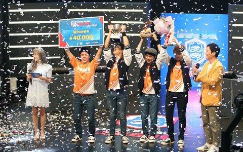 「クラロワリーグ アジア」1stシーズンの優勝チームは「PONOS Sports」!