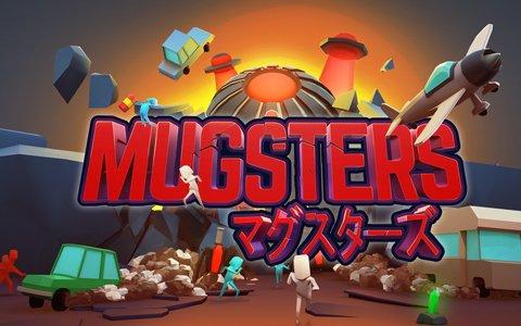 ナゾの生命体に立ち向かうアクションパズル「Mugsters」がNintendo Switch/PC向けに配信決定!