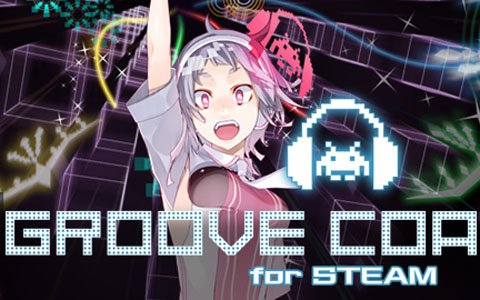 「GROOVE COASTER for STEAM」が配信開始!