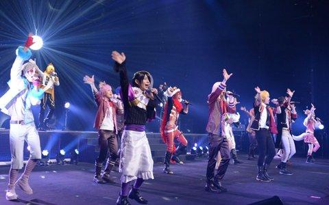 「アイ★チュウ ザ・ステージ」新作が上演決定!7月16日公演のレポートも到着