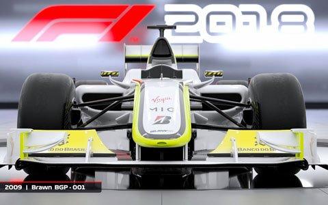 PS4「F1 2018」初回生産限定特典に2種類の限定クラシックマシンが登場!