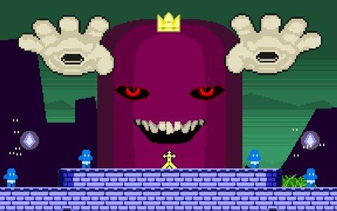 横スクロールアクション・パズルゲーム「Super Skull Smash GO! 2 Turbo」がPS4/PS Vita向けに配信開始