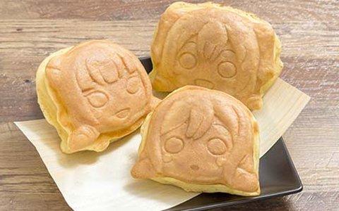 セガのたい焼き 池袋店にて「ラブライブ!サンシャイン!!」とのコラボレーションたい焼きが販売開始!