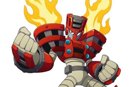「ロックマン11 運命の歯車!!」炎の拳法家・トーチマンを紹介!国内初となる体験会の情報も
