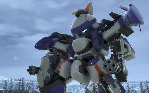 PS4「フルメタル・パニック! 戦うフー・デアーズ・ウィンズ」無料DLC「レーバテイン(B)」が配信!