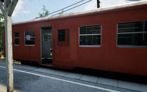 「NOSTALGIC TRAIN(ノスタルジックトレイン)」制作者の畳部屋氏にインタビュー